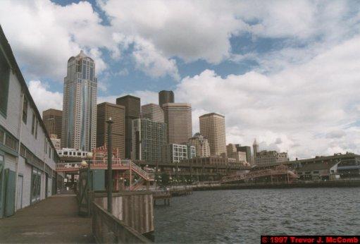 U.S.A.~Canada 019 ~ Washington 019 ~ Seattle 19 ~ Sea-Front Pier 2