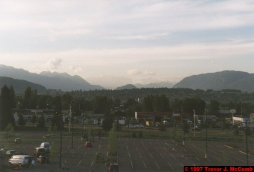 U.S.A.~Canada 041 ~ British Columbia 021 ~ Vancouver 21 ~ Sky Train 3 ~ Costal Mountains 3