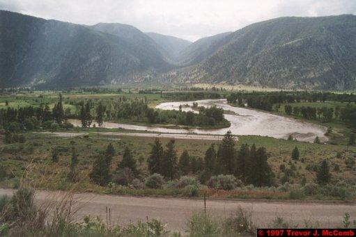 U.S.A.~Canada 104 ~ British Columbia 084 ~ From Princeton To Osyoos 33