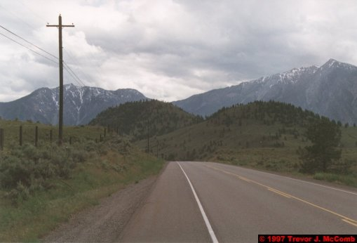 U.S.A.~Canada 107 ~ British Columbia 087 ~ From Princeton To Osyoos 36