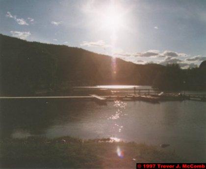 U.S.A.~Canada 135 ~ British Columbia 115 ~ From Osyoos To Kelowna 19