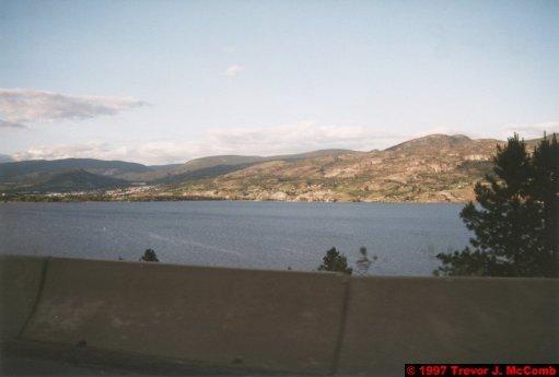 U.S.A.~Canada 143 ~ British Columbia 123 ~ From Osyoos To Kelowna 27