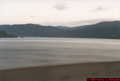U.S.A.~Canada 163 ~ British Columbia 143 ~ From Osyoos To Kelowna 47