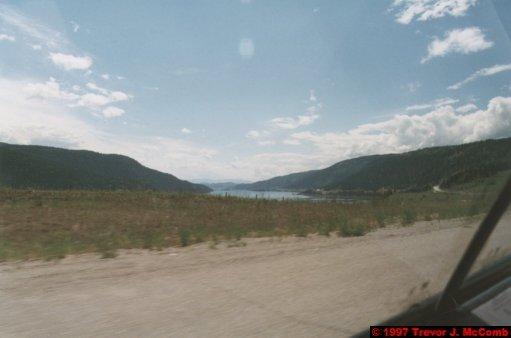 U.S.A.~Canada 179 ~ British Columbia 159 ~ From Kelowna To Revelstoke 11