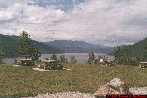 U.S.A.~Canada 196 ~ British Columbia 176 ~ From Kelowna To Revelstoke 28