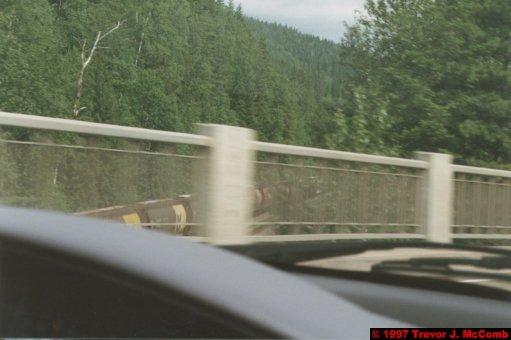 U.S.A.~Canada 217 ~ British Columbia 197 ~ From Kelowna To Revelstoke 49