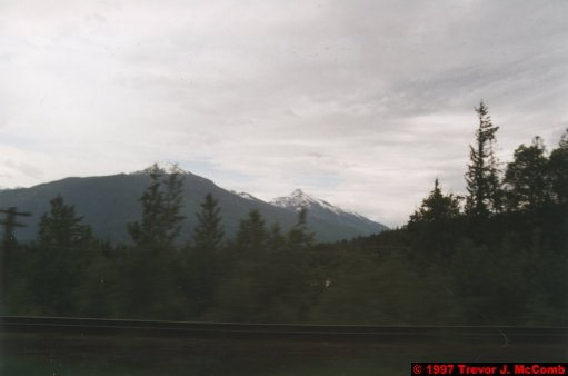 U.S.A.~Canada 235 ~ British Columbia 215 ~ From Kelowna To Revelstoke 67