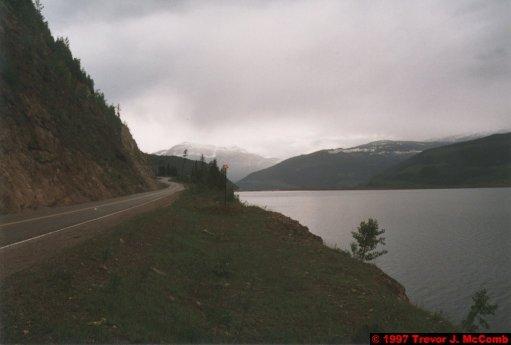 U.S.A.~Canada 257 ~ British Columbia 237 ~ Revelstoke Dam 20