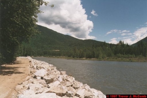 U.S.A.~Canada 264 ~ British Columbia 244 ~ Revelstoke 08