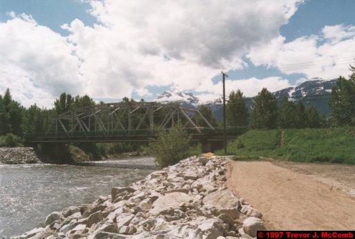 U.S.A.~Canada 265 ~ British Columbia 245 ~ Revelstoke 09