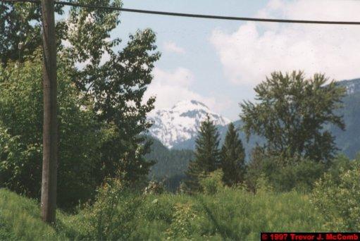 U.S.A.~Canada 268 ~ British Columbia 248 ~ Revelstoke 12