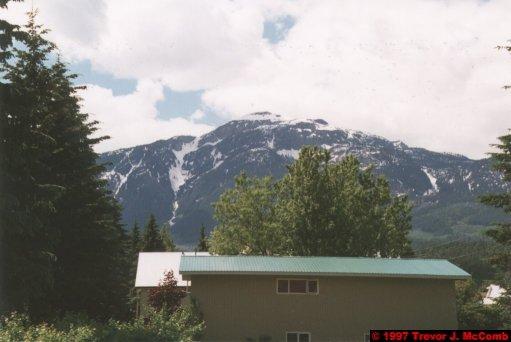 U.S.A.~Canada 270 ~ British Columbia 250 ~ Revelstoke 14