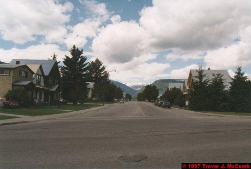 U.S.A.~Canada 273 ~ British Columbia 253 ~ Revelstoke 17