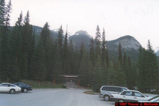 U.S.A.~Canada 475 ~ British Columbia 455 ~ From Golden To Banff 60 ~ Emerald Lake 4 ~ Emerald Peak
