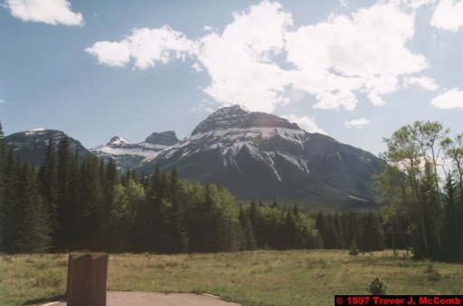 U.S.A.~Canada 545 ~ Alberta 046 ~ From Banff To Lake Louise 07