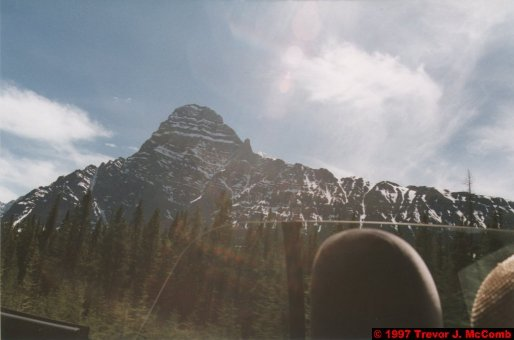 U.S.A.~Canada 652 ~ Alberta 153 ~ From Lake Louise To Athabasca Glacier 66