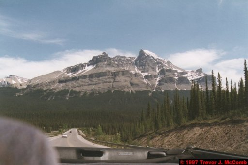 U.S.A.~Canada 661 ~ Alberta 162 ~ From Lake Louise To Athabasca Glacier 75