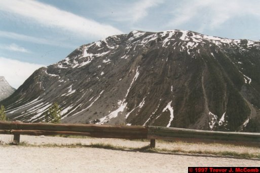 U.S.A.~Canada 678 ~ Alberta 179 ~ From Lake Louise To Athabasca Glacier 92