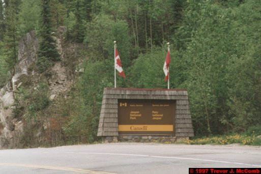 U.S.A.~Canada 746 ~ British Columbia 483 ~ From Jasper To Kamloops 04