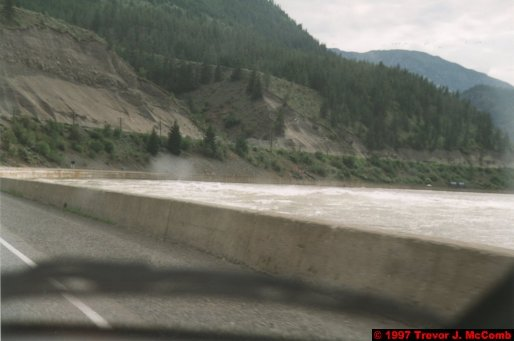 U.S.A.~Canada 787 ~ British Columbia 524 ~ From Kamloops To Hell's Gate 14 ~ Fraser Valley 09