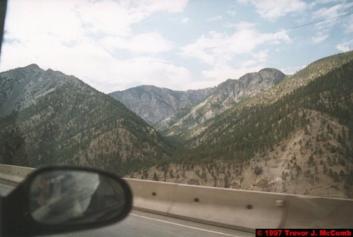 U.S.A.~Canada 788 ~ British Columbia 525 ~ From Kamloops To Hell's Gate 15 ~ Fraser Valley 10
