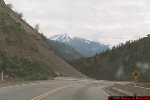 U.S.A.~Canada 789 ~ British Columbia 526 ~ From Kamloops To Hell's Gate 16 ~ Fraser Valley 11