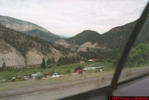 U.S.A.~Canada 790 ~ British Columbia 527 ~ From Kamloops To Hell's Gate 17 ~ Fraser Valley 12