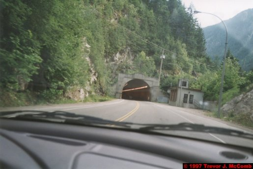 U.S.A.~Canada 794 ~ British Columbia 531 ~ From Kamloops To Hell's Gate 21 ~ Fraser Valley 16