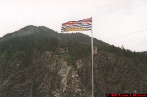 U.S.A.~Canada 801 ~ British Columbia 538 ~ Hell's Gate 03 ~ Fraser Valley 23