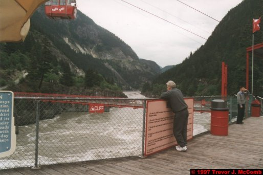 U.S.A.~Canada 803 ~ British Columbia 540 ~ Hell's Gate 05 ~ Fraser Valley 25