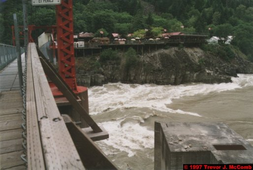 U.S.A.~Canada 806 ~ British Columbia 543 ~ Hell's Gate 08 ~ Fraser Valley 28