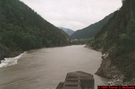 U.S.A.~Canada 807 ~ British Columbia 544 ~ Hell's Gate 09 ~ Fraser Valley 29