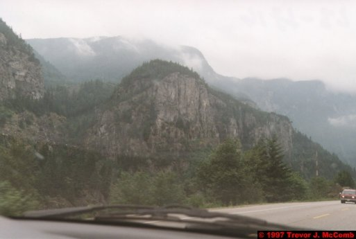 U.S.A.~Canada 823 ~ British Columbia 560 ~ From Hell's Gate To Harrison Hot Springs 6 ~ Fraser Valley 45