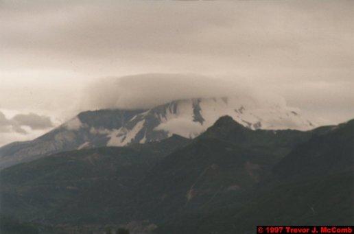 U.S.A.~Canada 920 ~ Washington 30 ~ Mount St. Helens 07 ~ Volcano 01