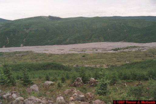 U.S.A.~Canada 926 ~ Washington 36 ~ Mount St. Helens 13 ~ Mud Flow 11
