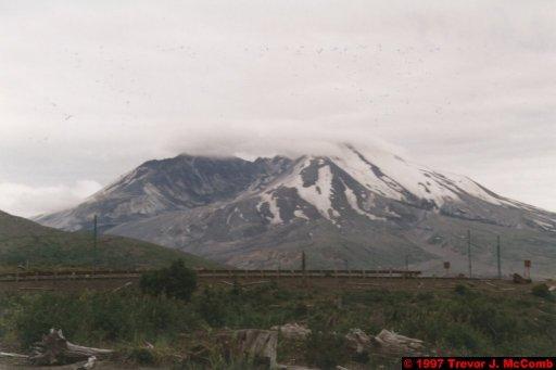 U.S.A.~Canada 936 ~ Washington 46 ~ Mount St. Helens 23 ~ Volcano 08