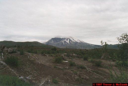U.S.A.~Canada 937 ~ Washington 47 ~ Mount St. Helens 24 ~ Volcano 09