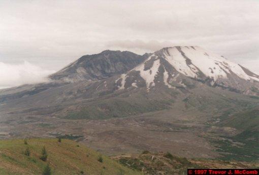 U.S.A.~Canada 945 ~ Washington 55 ~ Mount St. Helens 32 ~ Volcano 14