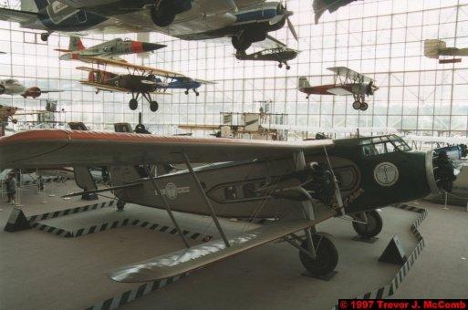 U.S.A.~Canada 952 ~ Washington 62 ~ Seattle 22 ~ Museum Of Flight 2