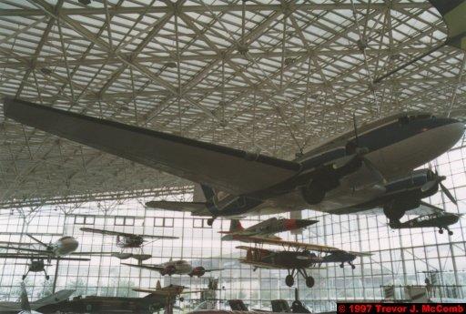 U.S.A.~Canada 953 ~ Washington 63 ~ Seattle 23 ~ Museum Of Flight 3