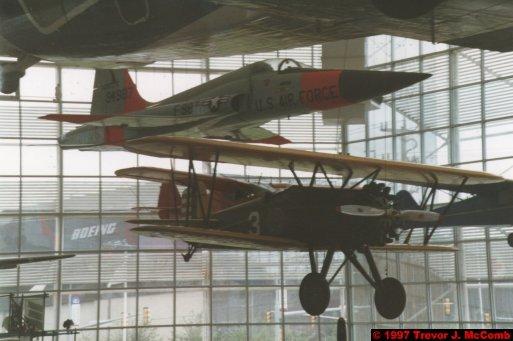 U.S.A.~Canada 954 ~ Washington 64 ~ Seattle 24 ~ Museum Of Flight 4