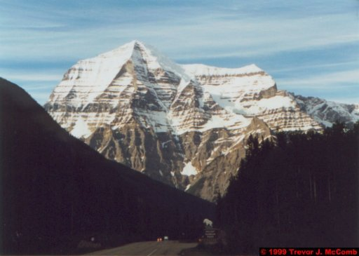 Canada 021 ~ British Columbia 21 ~ Mount Robson National Park 1 ~ Mount Robson 1