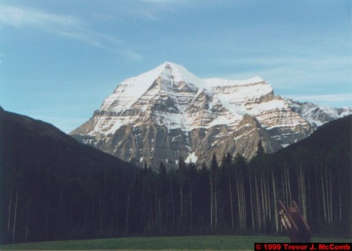 Canada 026 ~ British Columbia 26 ~ Mount Robson National Park 6 ~ Mount Robson 6