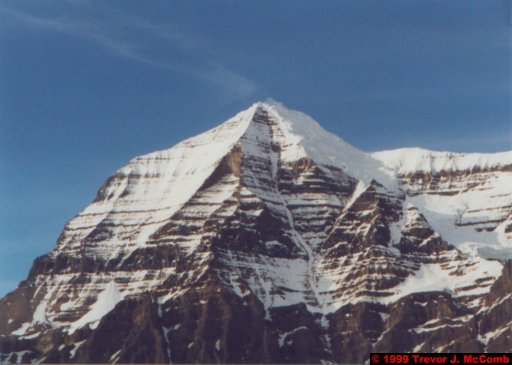 Canada 028 ~ British Columbia 28 ~ Mount Robson National Park 8 ~ Mount Robson 8