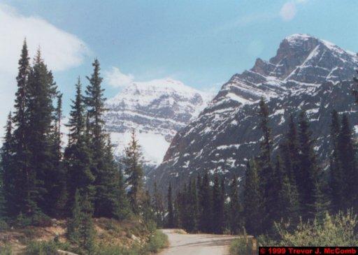 Canada 053 ~ Alberta 025 ~ Jasper National Park 25 ~ Mount Edith Cavell 01