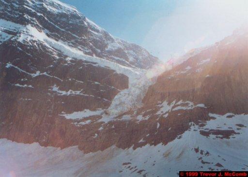 Canada 067 ~ Alberta 039 ~ Jasper National Park 39 ~ Mount Edith Cavell 15 ~ Angel Glacier 3