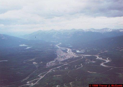 Canada 100 ~ Alberta 072 ~ Jasper National Park 72 ~ The Whistlers Mountain 3 ~ Jasper 2
