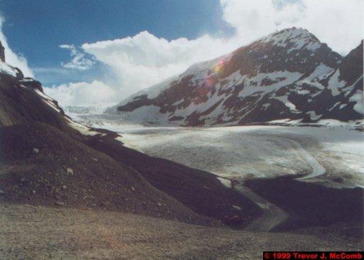 Canada 114 ~ Alberta 086 ~ Jasper National Park 86 ~ Icefield Parkway 11 ~ Athabasca Glacier 7