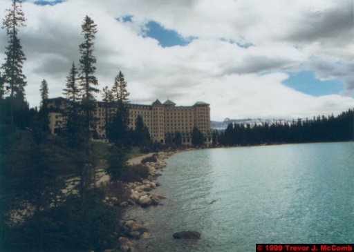 Canada 128 ~ Alberta 100 ~ Banff National Park 13 ~ Lake Louise 4