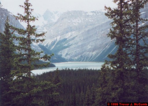 Canada 133 ~ Alberta 105 ~ Banff National Park 18 ~ From Moraine Lake To Lake Louise 1
